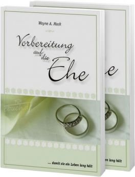 Mack Partnerset: Vorbereitung auf die Ehe