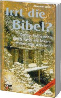 Schick: Irrt die Bibel?