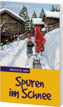 St.John: Spuren im Schnee