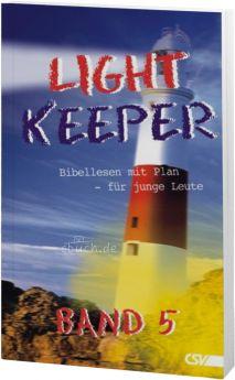 Lightkeeper Band 5 - Bibelleseplan