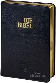 Bibel Schlachter 2000 Bibel Taschenausgabe Kalbleder