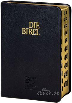 Schlachter 2000 Bibel Taschenausgabe Register