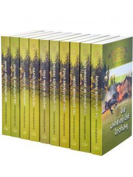 Die Abenteuerwälder - Band 1-10 Paket