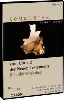 Keener: Kommentar zum Umfeld des NT - inkl. BibleWorkshop