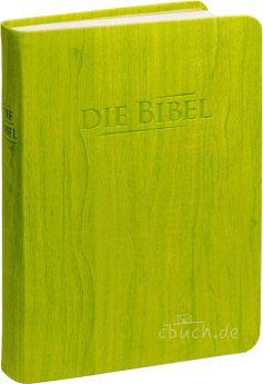 Elberfelder Bibel Edition CSV - Taschenbibel, größere Ausgabe, hellgrün