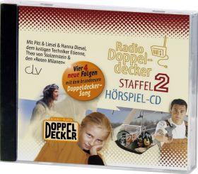 Radio Doppeldecker - Staffel 2 (Audio-Hörspiel)