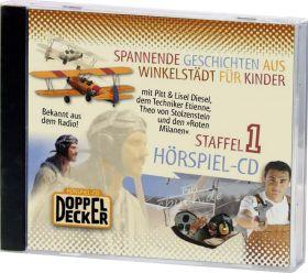 Radio Doppeldecker - Staffel 1 (Audio-Hörspiel)