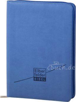 Revidierte Elberfelder Bibel - Standardausgabe, ital. Kunstleder mit Reißverschluss