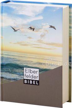 Revidierte Elberfelder Bibel - Taschenausgabe, Motiv Möwen