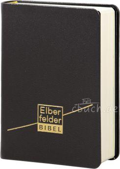 Revidierte Elberfelder Bibel - Taschenausgabe, Leder