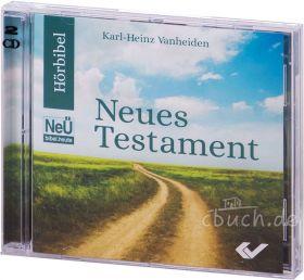 NeÜ bibel.heute NT - Hörbibel (MP3-CD)