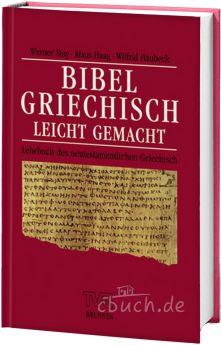 Stoy, Haag, Haubeck: Bibelgriechisch leichtgemacht