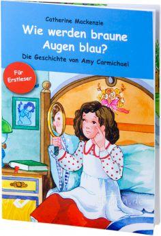 Mackenzie: Wie werden braune Augen blau?