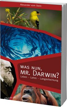 vom Stein: Was nun, Mr. Darwin?