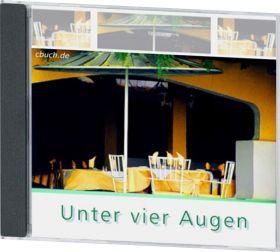 Unter vier Augen - CD