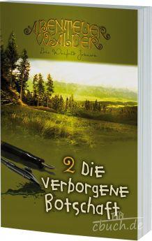 Johnson: Die verborgene Botschaft - Die Abenteuerwälder 2