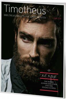 Timotheus Magazin Nr. 3 - 2/2011 - Sünde