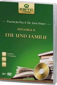 Pile/ Street: Seelsorge II: Ehe und Familie (DVD + MP3-Vortrag)