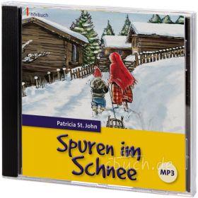 St.John: Spuren im Schnee (MP3-Hörbuch)