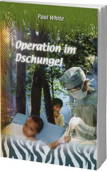 Paul White: Operation im Dschungel