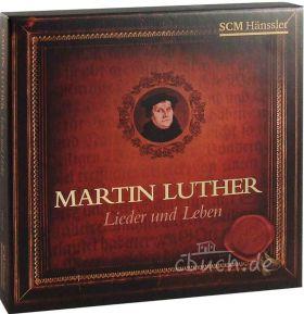 Martin Luther - Lieder & Leben (Audio-Hörspiel)