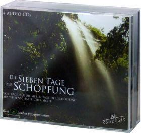 Wilder-Smith: Die Sieben Tage der Schöpfung (Audio-Vortrag)