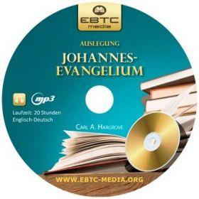 Hargrove: Auslegung Johannes Evangelium (MP3-Vortrag)