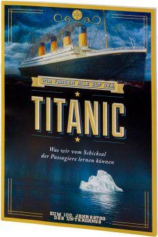 Wir fahren alle auf der Titanic - Verteilheft