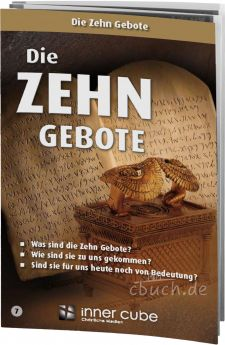 Die Zehn Gebote - Leporello 7