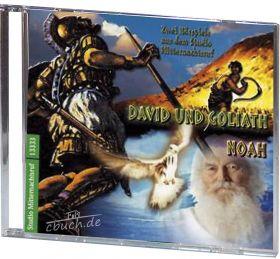 David und Goliath / Noah (Audio-Hörspiel)