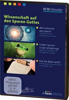 Wissenschaft auf den Spuren Gottes (DVD)