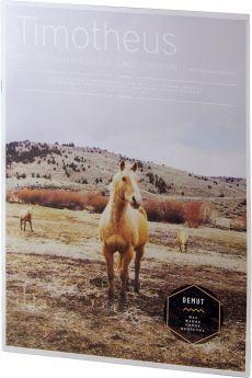 Timotheus Magazin Nr. 8 - 3/2012 - Demut