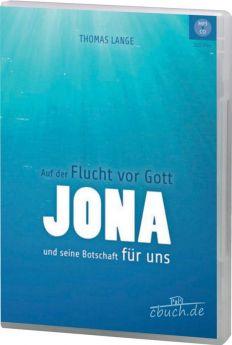 Lange: Auf der Flucht vor Gott - Jona (MP3-Vortrag)