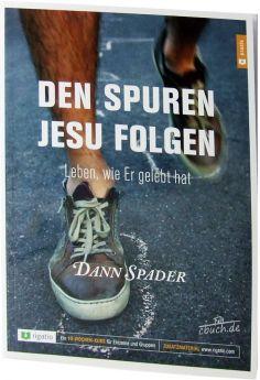 Spader: Den Spuren Jesu Folgen - Ein Kurs