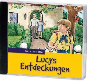 St.John: Lucys Entdeckungen (MP3-Hörbuch)