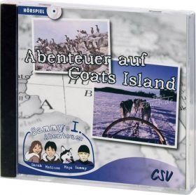 Abenteuer auf Coats Island (Audio-Hörspiel)