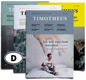 Timotheus Magazin – Jahresabo Deutschland