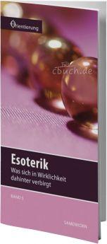 Gassmann: Esoterik (Reihe Orientierung 5)