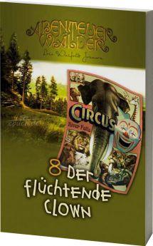 Johnson: Der flüchtende Clown - Die Abenteuerwälder 8
