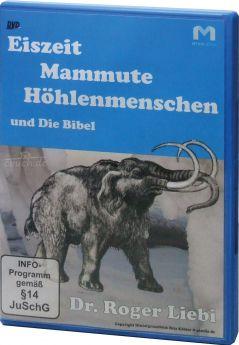 Liebi: Eiszeit, Mammute, Höhlenmenschen und die Bibel (DVD)