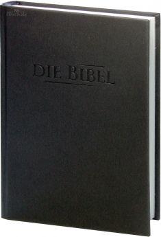 Elberfelder Bibel Edition CSV - größere Taschenausgabe, Vinyl anthrazit