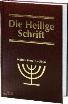 Tur-Sinai: Die Heilige Schrift