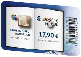 CLeVer-Keycard: Ungers Bibelhandbuch