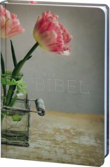 """Bibel Schlachter 2000 Taschenausgabe """"Tulpen"""""""