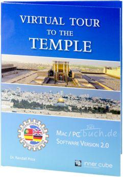 Price: Inner Cubes virtuelle Tour zum Tempel 2.0 (DVD-ROM)
