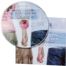Baarsen: Typisch Jungen - typisch Mädchen (Audio-Hörbuch)