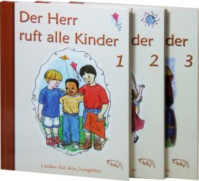 Der Herr ruft alle Kinder Paket (Band 1-3)