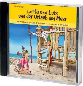 Brünjes: Lotta und Luis und der Urlaub am Meer (Audio-Hörbuch)
