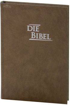 Elberfelder Bibel Edition CSV - Pocket Baladek, Sandbraun