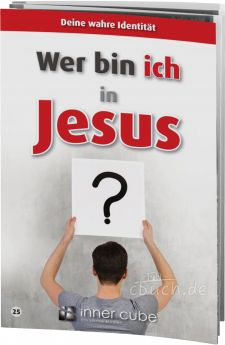 Wer bin ich in Jesus - Leporello 25